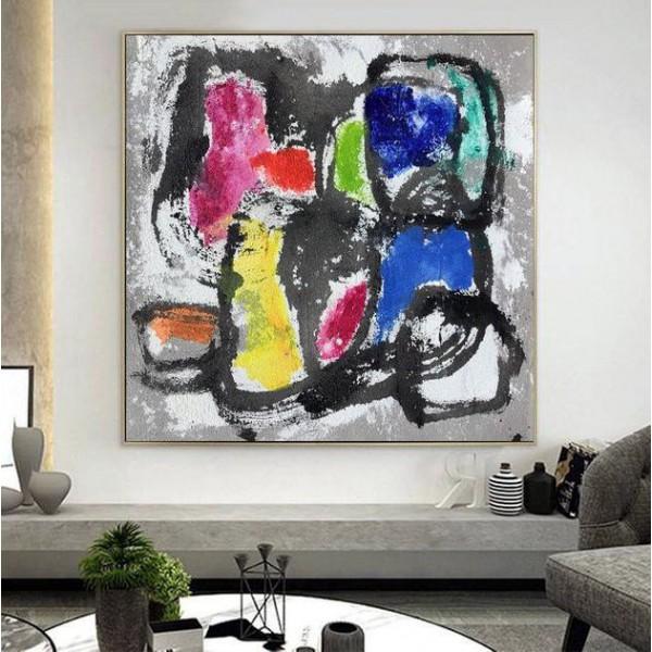 Картина абстракция, ART: abst0082