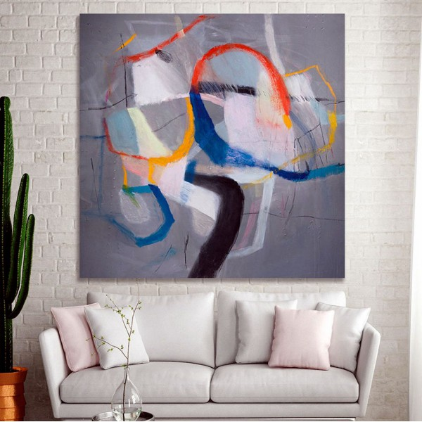 Картина абстракция, ART: abst0092