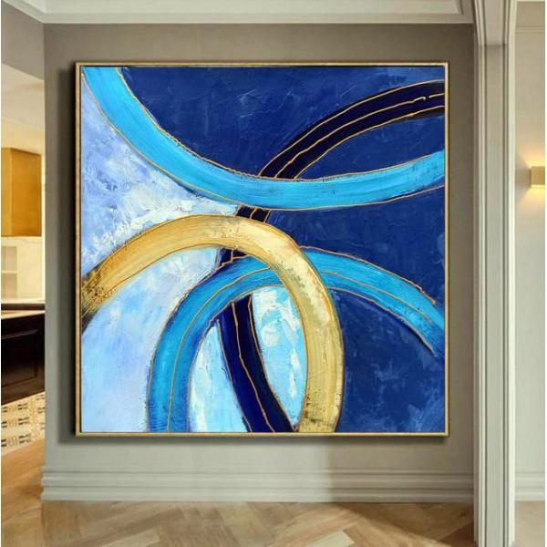 Картина абстракция, ART: abst0116