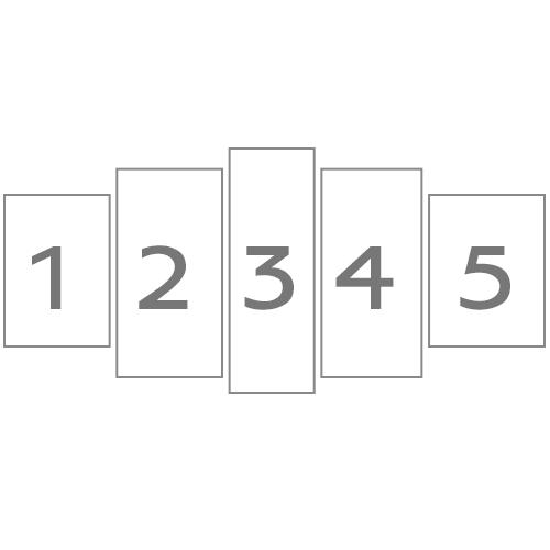 Картина из пяти частей