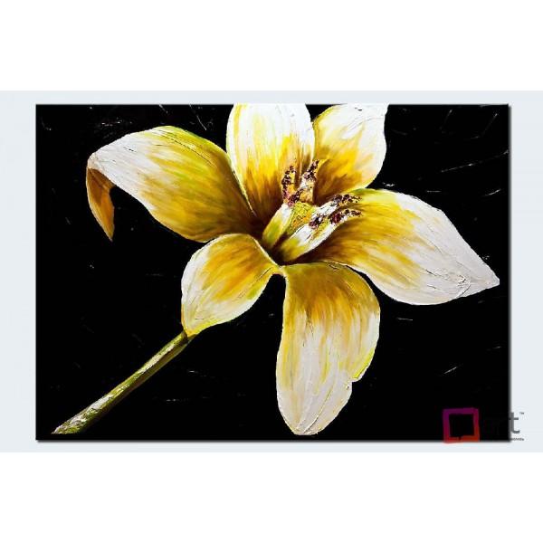 Картины цветы, цветы маслом, ART: fos_0016