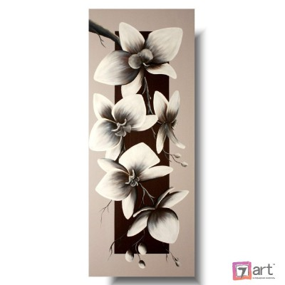 Картины цветы, цветы маслом, ART: fos_0067