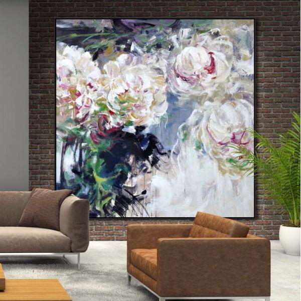 Картина цветы, ART: flwr0001