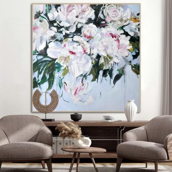 Картина цветы, ART: flwr0004