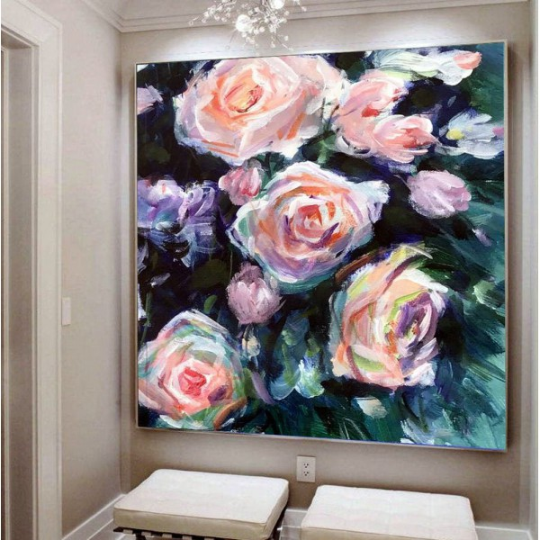 Картина цветы, ART: flwr0007