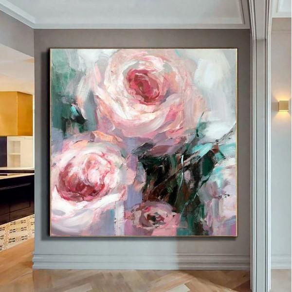 Картина цветы, ART: flwr0021