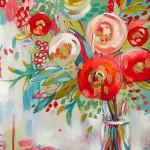 Картина цветы, ART: flwr0027