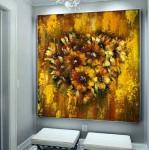 Картина цветы, ART: flwr0049