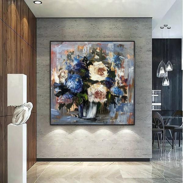 Картина цветы, ART: flwr0058