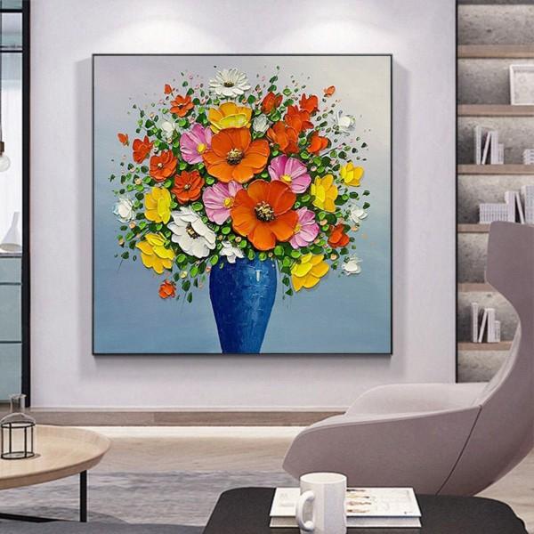 Картина цветы, ART: flwr0072