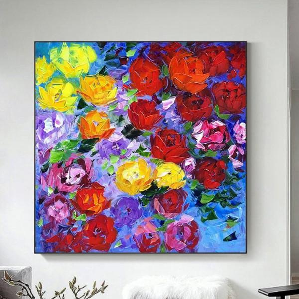 Картина цветы, ART: flwr0127