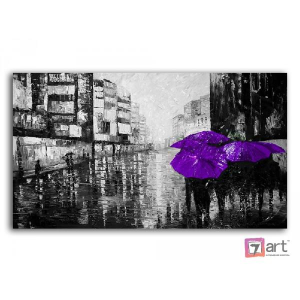 Картины на холсте, городской пейзаж, ART: syt_0006