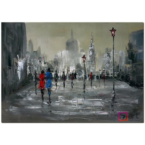Картины на холсте, городской пейзаж, ART: syt_0008