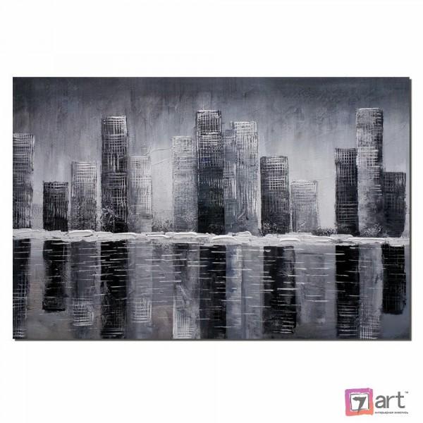 Картины на холсте, городской пейзаж, ART: syt_0011