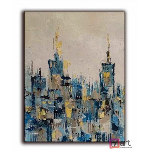 Картины на холсте, городской пейзаж, ART: syt_0015
