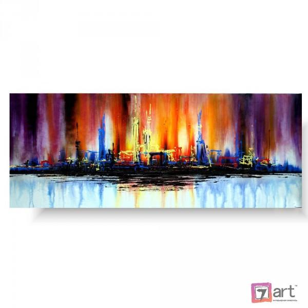 Картины на холсте, городской пейзаж, ART: syt_0049