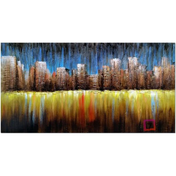 Картины на холсте, городской пейзаж, ART: syt_0021