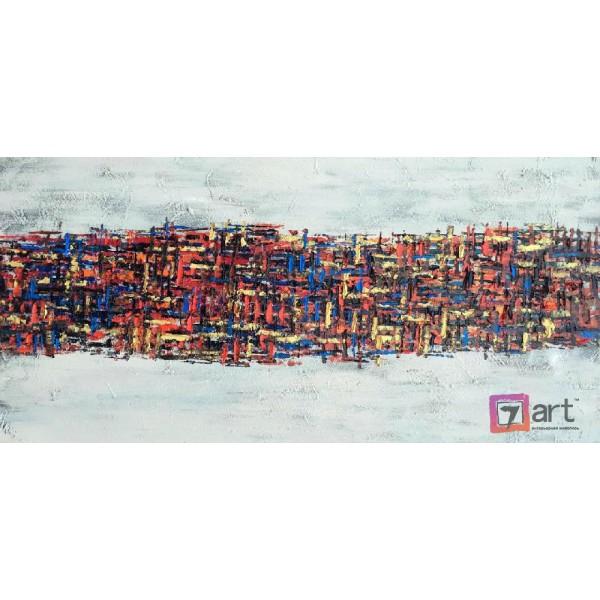 Картины на холсте, городской пейзаж, ART: syt_0024
