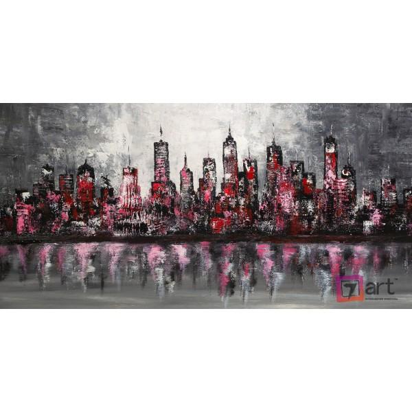 Картины на холсте, городской пейзаж, ART: syt_0027