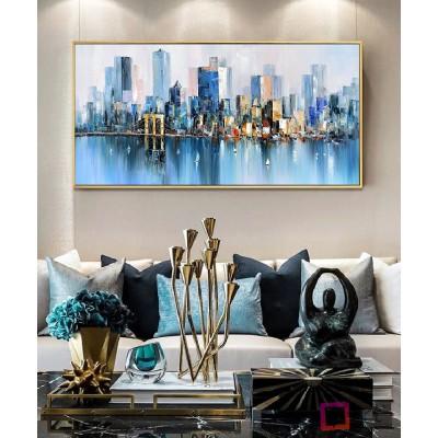 Картины на холсте, городской пейзаж, ART: syt_0029