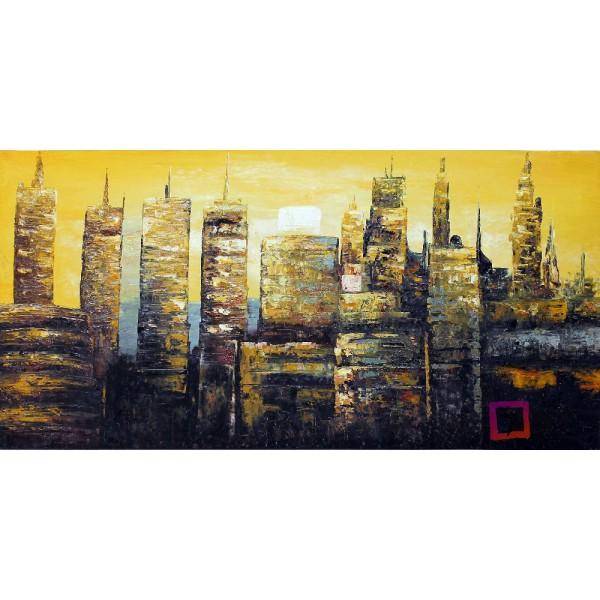 Картины на холсте, городской пейзаж, ART: syt_0030