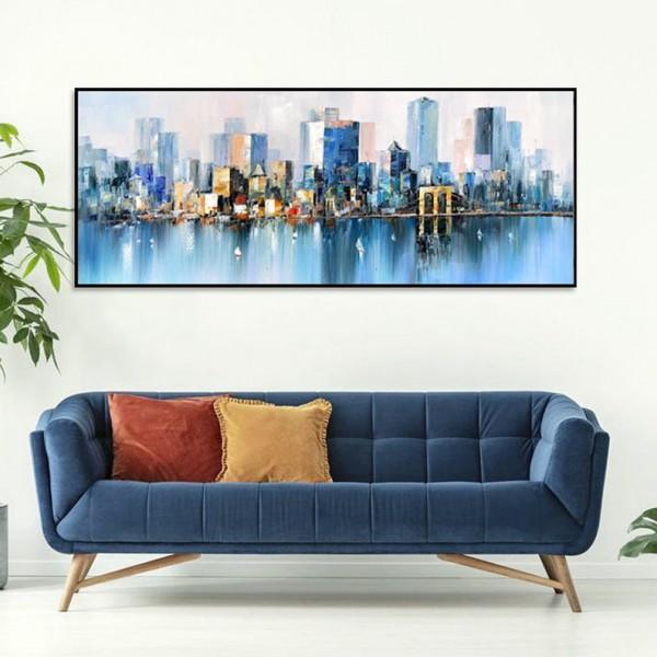 Картины на холсте, городской пейзаж, ART: sity0001