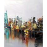 Картины на холсте, городской пейзаж, ART: sity0004