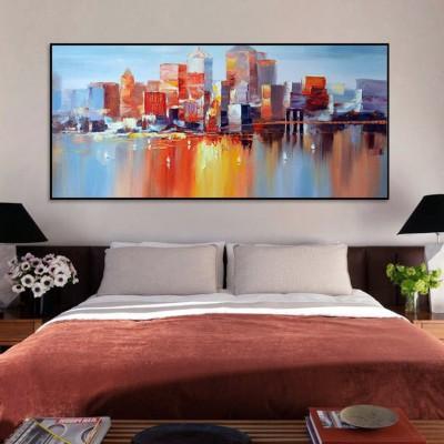Картины на холсте, городской пейзаж, ART: sity0023