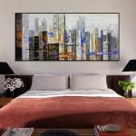 Картины на холсте, городской пейзаж, ART: sity0029