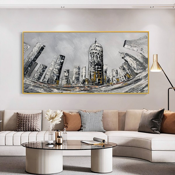 Картины на холсте, городской пейзаж, ART: sity0034