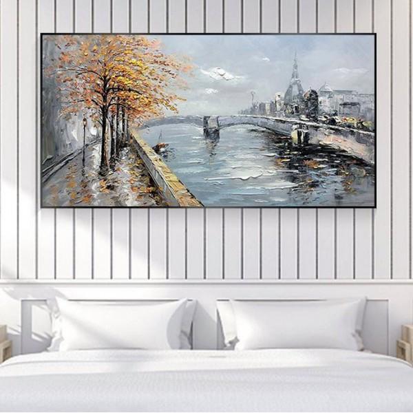 Картины на холсте, городской пейзаж, ART: sity0019