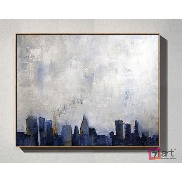 Картины на холсте, городской пейзаж, ART: syt_0038