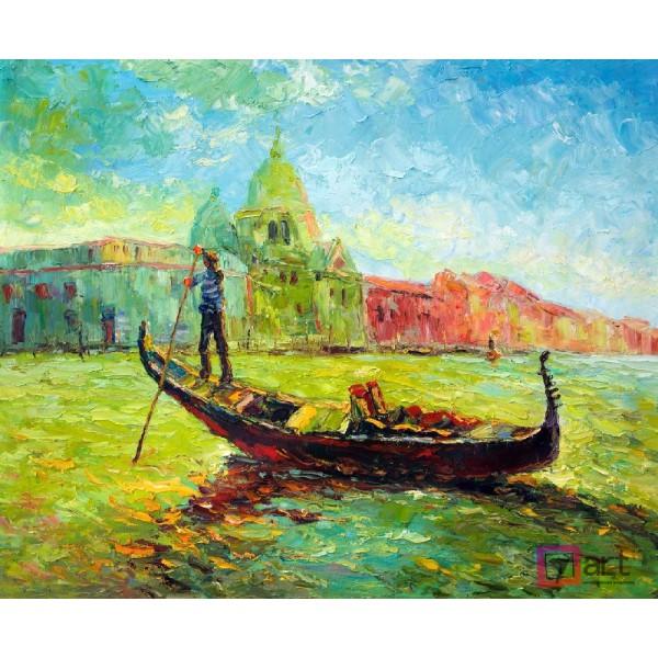 Картины на холсте, городской пейзаж, ART: syt_0041