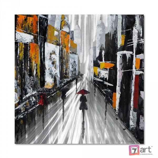 Картины на холсте, городской пейзаж, ART: syt_0044