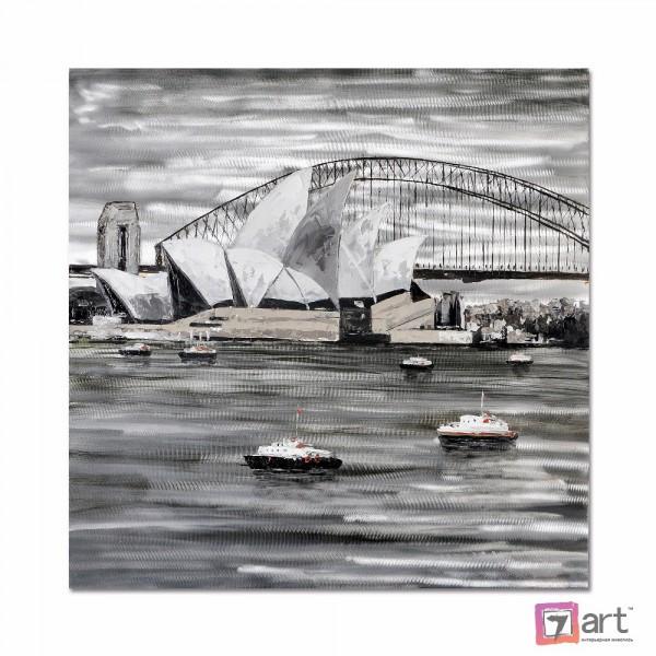 Картины на холсте, городской пейзаж, ART: syt_0046