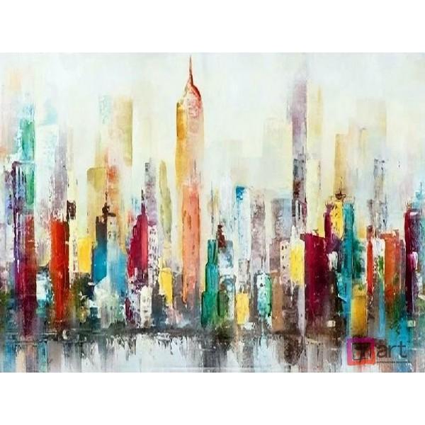 Картины на холсте, городской пейзаж, ART: syt_0047
