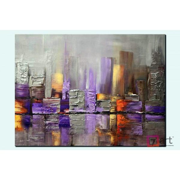 Картины на холсте, городской пейзаж, ART: syt_0001