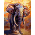 Картины животных Слон, ART: anml0007