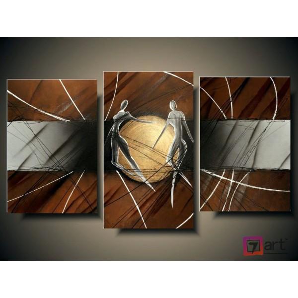 Модульная картина для интерьера, триптих, ART: itrm_0011