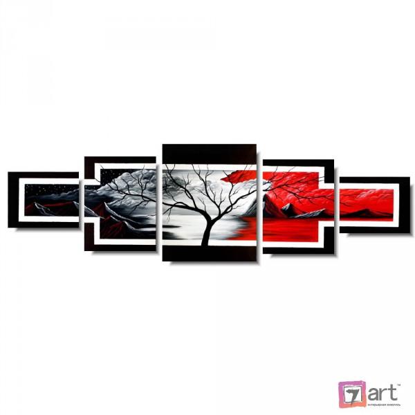 Модульная картина для интерьера, ART: itrm_0068