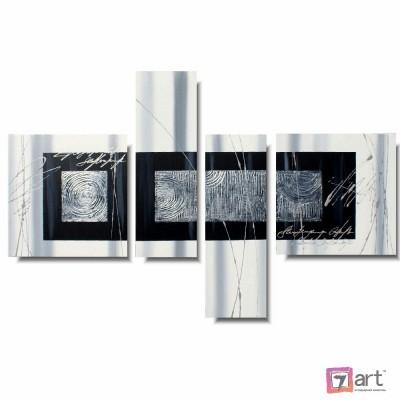 Модульные картины абстракция, ART: absm_0235
