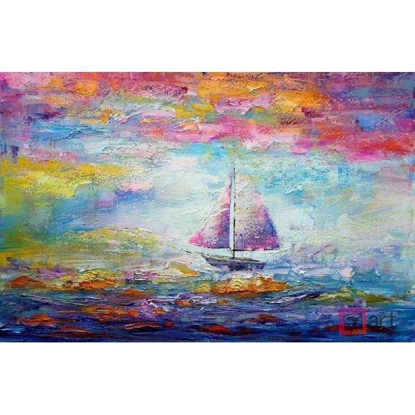 Купить картину, морской пейзаж, ART: msp_0005