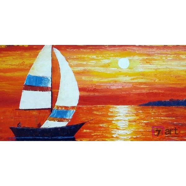 Купить картину, морской пейзаж, ART: msp_0006