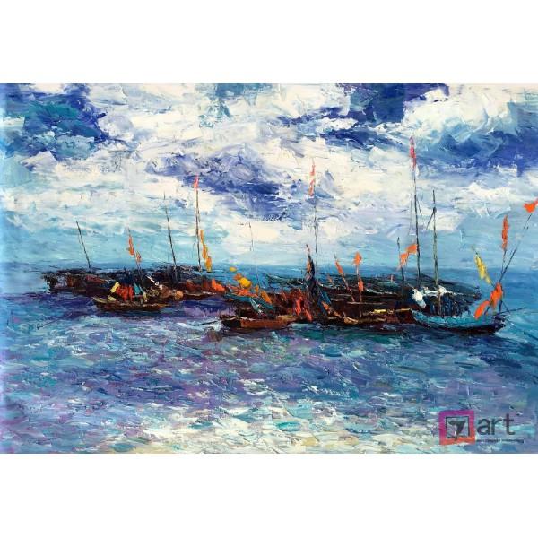 Купить картину, морской пейзаж, ART: msp_0007
