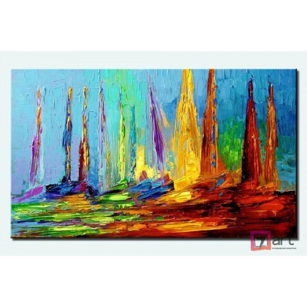 Купить картину, морской пейзаж, ART: msp_0011