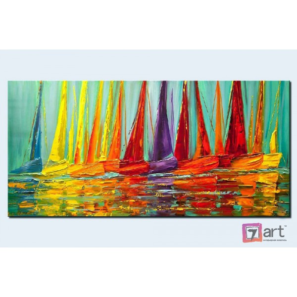 Купить картину, морской пейзаж, ART: msp_0012