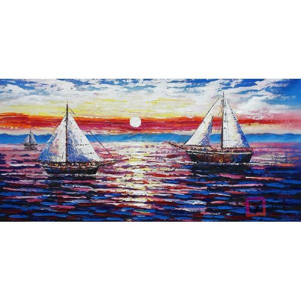 Купить картину, морской пейзаж, ART: msp_0014