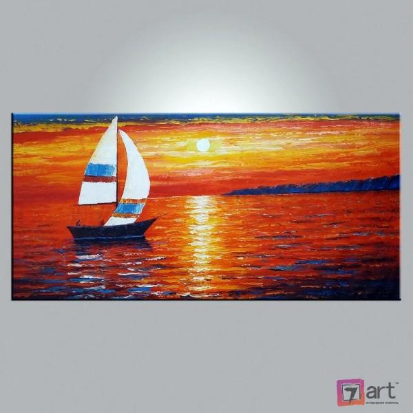 Купить картину, морской пейзаж, ART: msp_0015