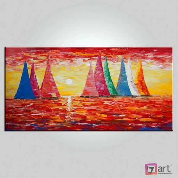Купить картину, морской пейзаж, ART: msp_0016