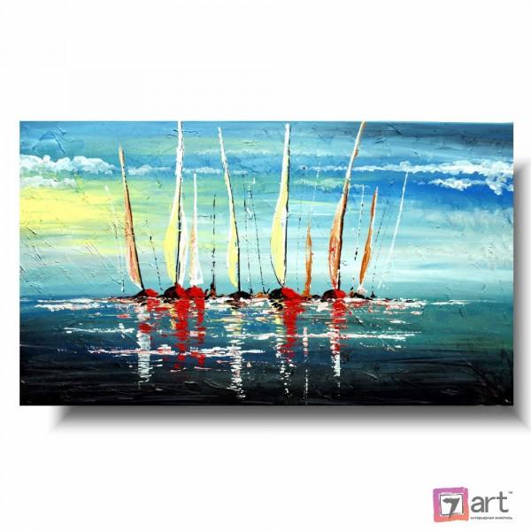 Купить картину, морской пейзаж, ART: msp_0020